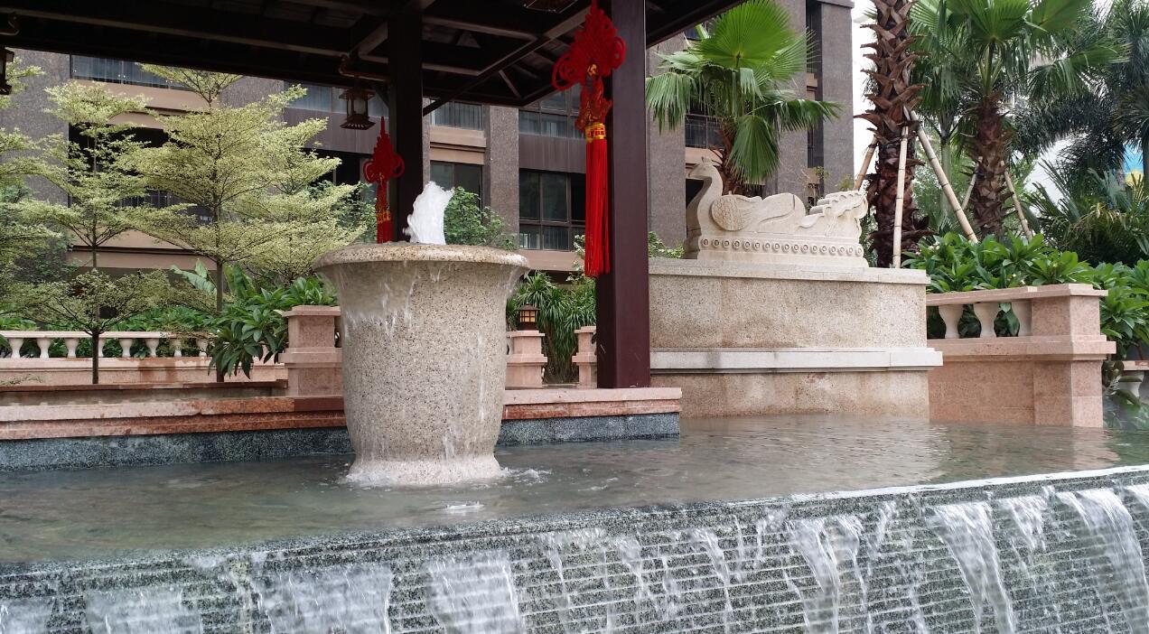 喷泉池钵6